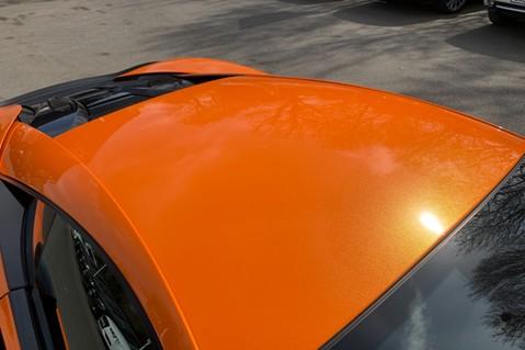 McLaren 570S V8 SSG - VENTURA ORANGE - SPORTS EXHAUST- LUX PACK- B&W -CARBON -SOFT CLOSE 38