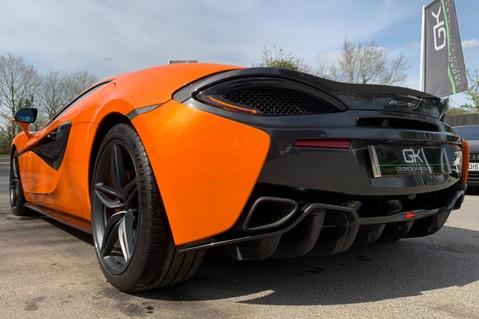 McLaren 570S V8 SSG - VENTURA ORANGE - SPORTS EXHAUST- LUX PACK- B&W -CARBON -SOFT CLOSE 39
