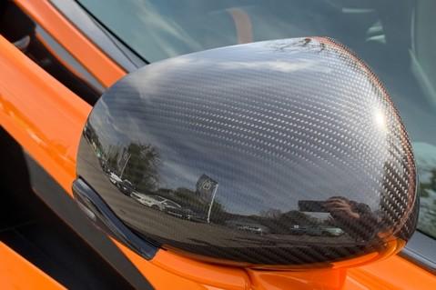 McLaren 570S V8 SSG - VENTURA ORANGE - SPORTS EXHAUST- LUX PACK- B&W -CARBON -SOFT CLOSE 41