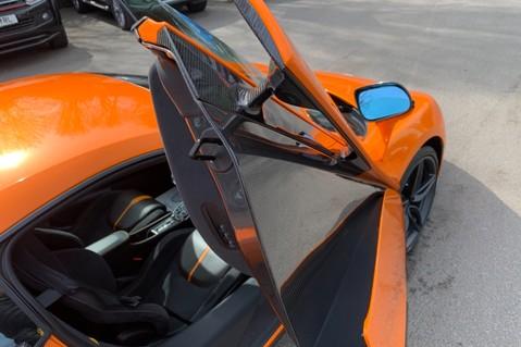 McLaren 570S V8 SSG - VENTURA ORANGE - SPORTS EXHAUST- LUX PACK- B&W -CARBON -SOFT CLOSE 53