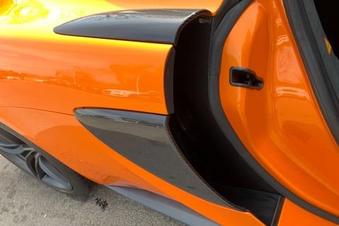 McLaren 570S V8 SSG - VENTURA ORANGE - SPORTS EXHAUST- LUX PACK- B&W -CARBON -SOFT CLOSE 55
