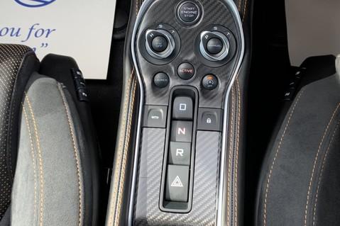 McLaren 570S V8 SSG - VENTURA ORANGE - SPORTS EXHAUST- LUX PACK- B&W -CARBON -SOFT CLOSE 63