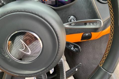 McLaren 570S V8 SSG - VENTURA ORANGE - SPORTS EXHAUST- LUX PACK- B&W -CARBON -SOFT CLOSE 69