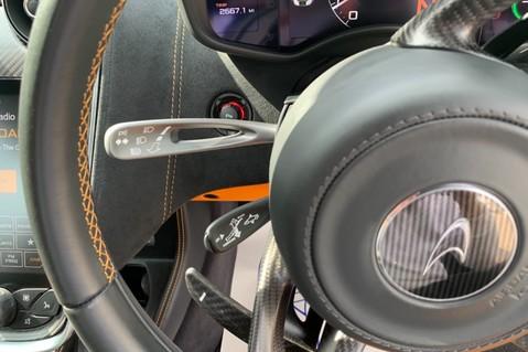 McLaren 570S V8 SSG - VENTURA ORANGE - SPORTS EXHAUST- LUX PACK- B&W -CARBON -SOFT CLOSE 70