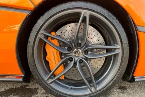 McLaren 570S V8 SSG - VENTURA ORANGE - SPORTS EXHAUST- LUX PACK- B&W -CARBON -SOFT CLOSE 83