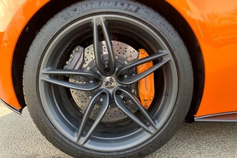 McLaren 570S V8 SSG - VENTURA ORANGE - SPORTS EXHAUST- LUX PACK- B&W -CARBON -SOFT CLOSE 84