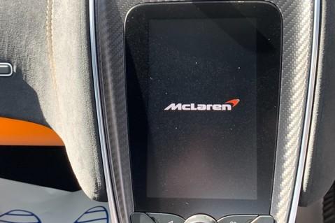 McLaren 570S V8 SSG - VENTURA ORANGE - SPORTS EXHAUST- LUX PACK- B&W -CARBON -SOFT CLOSE 89