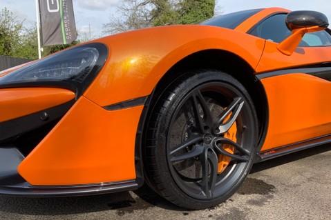 McLaren 570S V8 SSG - VENTURA ORANGE - SPORTS EXHAUST- LUX PACK- B&W -CARBON -SOFT CLOSE 93