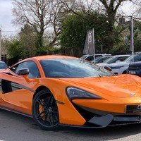 This McLaren is HPI clear