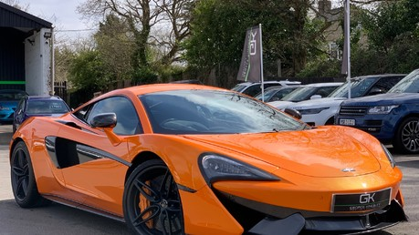 McLaren 570S V8 SSG - VENTURA ORANGE - SPORTS EXHAUST- LUX PACK- B&W -CARBON -SOFT CLOSE Video