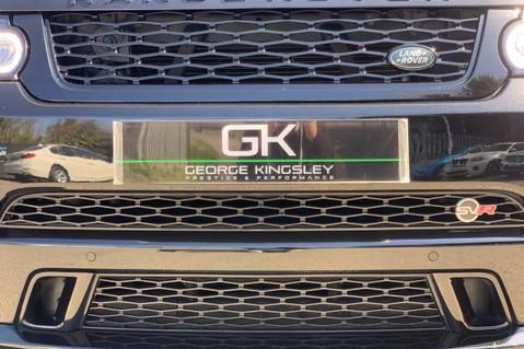 Land Rover Range Rover Sport 5.0 V8 S/C SVR - TRIPLE BLACK - CARBON INTERIOR PACK - SLIDING PAN ROOF 12