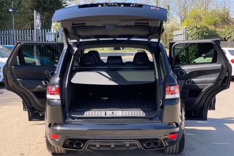 Land Rover Range Rover Sport 5.0 V8 S/C SVR - TRIPLE BLACK - CARBON INTERIOR PACK - SLIDING PAN ROOF 19