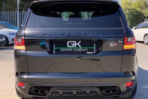 Land Rover Range Rover Sport 5.0 V8 S/C SVR - TRIPLE BLACK - CARBON INTERIOR PACK - SLIDING PAN ROOF 22
