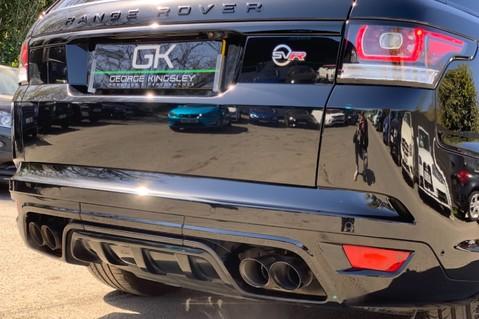 Land Rover Range Rover Sport 5.0 V8 S/C SVR - TRIPLE BLACK - CARBON INTERIOR PACK - SLIDING PAN ROOF 27