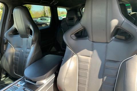 Land Rover Range Rover Sport 5.0 V8 S/C SVR - TRIPLE BLACK - CARBON INTERIOR PACK - SLIDING PAN ROOF 37