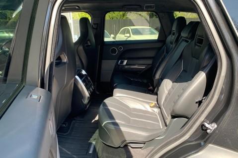 Land Rover Range Rover Sport 5.0 V8 S/C SVR - TRIPLE BLACK - CARBON INTERIOR PACK - SLIDING PAN ROOF 40