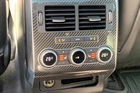 Land Rover Range Rover Sport 5.0 V8 S/C SVR - TRIPLE BLACK - CARBON INTERIOR PACK - SLIDING PAN ROOF 45