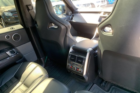 Land Rover Range Rover Sport 5.0 V8 S/C SVR - TRIPLE BLACK - CARBON INTERIOR PACK - SLIDING PAN ROOF 52