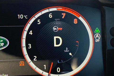 Land Rover Range Rover Sport 5.0 V8 S/C SVR - TRIPLE BLACK - CARBON INTERIOR PACK - SLIDING PAN ROOF 65