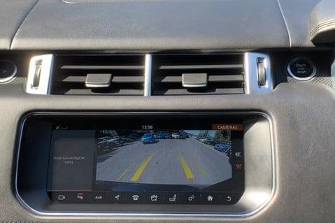 Land Rover Range Rover Sport 5.0 V8 S/C SVR - TRIPLE BLACK - CARBON INTERIOR PACK - SLIDING PAN ROOF 66
