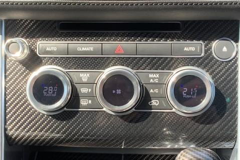Land Rover Range Rover Sport 5.0 V8 S/C SVR - TRIPLE BLACK - CARBON INTERIOR PACK - SLIDING PAN ROOF 73