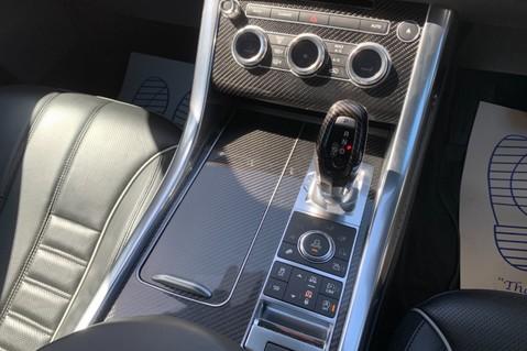 Land Rover Range Rover Sport 5.0 V8 S/C SVR - TRIPLE BLACK - CARBON INTERIOR PACK - SLIDING PAN ROOF 75