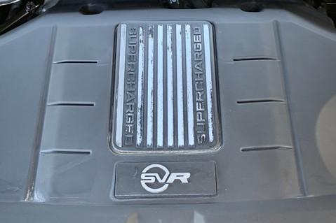 Land Rover Range Rover Sport 5.0 V8 S/C SVR - TRIPLE BLACK - CARBON INTERIOR PACK - SLIDING PAN ROOF 84