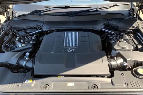 Land Rover Range Rover Sport 5.0 V8 S/C SVR - TRIPLE BLACK - CARBON INTERIOR PACK - SLIDING PAN ROOF 85