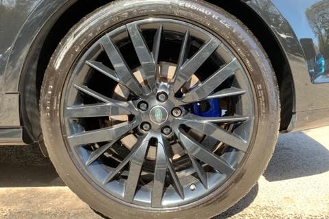 Land Rover Range Rover Sport 5.0 V8 S/C SVR - TRIPLE BLACK - CARBON INTERIOR PACK - SLIDING PAN ROOF 89