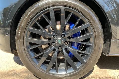 Land Rover Range Rover Sport 5.0 V8 S/C SVR - TRIPLE BLACK - CARBON INTERIOR PACK - SLIDING PAN ROOF 90