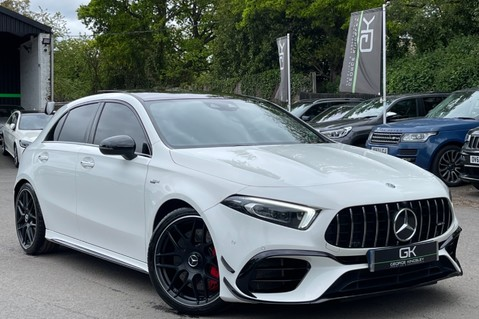 Mercedes-Benz A Class AMG A 45 S 4MATICPLUS PLUS - ONE OWNER -FULL MERCEDES SERVICE HISTORY 1