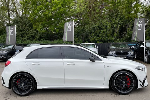 Mercedes-Benz A Class AMG A 45 S 4MATICPLUS PLUS - ONE OWNER -FULL MERCEDES SERVICE HISTORY 6