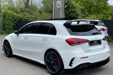 Mercedes-Benz A Class AMG A 45 S 4MATICPLUS PLUS - ONE OWNER -FULL MERCEDES SERVICE HISTORY 2