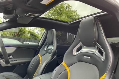 Mercedes-Benz A Class AMG A 45 S 4MATICPLUS PLUS - ONE OWNER -FULL MERCEDES SERVICE HISTORY 10