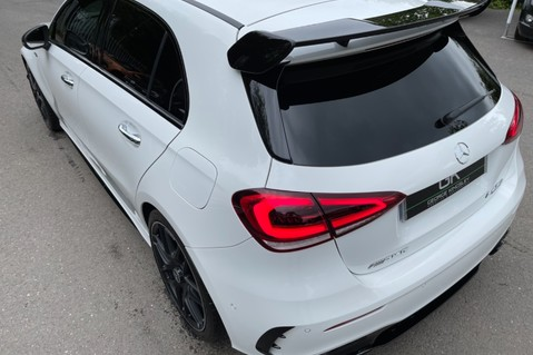 Mercedes-Benz A Class AMG A 45 S 4MATICPLUS PLUS - ONE OWNER -FULL MERCEDES SERVICE HISTORY 28
