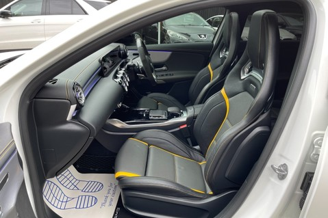Mercedes-Benz A Class AMG A 45 S 4MATICPLUS PLUS - ONE OWNER -FULL MERCEDES SERVICE HISTORY 41