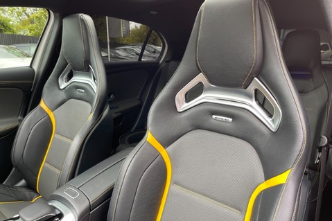 Mercedes-Benz A Class AMG A 45 S 4MATICPLUS PLUS - ONE OWNER -FULL MERCEDES SERVICE HISTORY 48