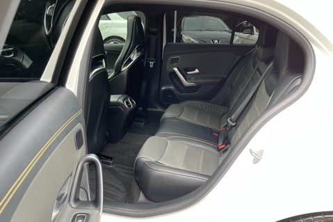 Mercedes-Benz A Class AMG A 45 S 4MATICPLUS PLUS - ONE OWNER -FULL MERCEDES SERVICE HISTORY 50