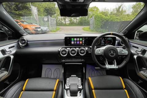 Mercedes-Benz A Class AMG A 45 S 4MATICPLUS PLUS - ONE OWNER -FULL MERCEDES SERVICE HISTORY 52