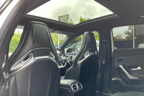 Mercedes-Benz A Class AMG A 45 S 4MATICPLUS PLUS - ONE OWNER -FULL MERCEDES SERVICE HISTORY 13