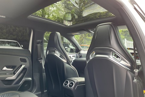 Mercedes-Benz A Class AMG A 45 S 4MATICPLUS PLUS - ONE OWNER -FULL MERCEDES SERVICE HISTORY 58