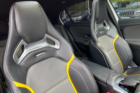 Mercedes-Benz A Class AMG A 45 S 4MATICPLUS PLUS - ONE OWNER -FULL MERCEDES SERVICE HISTORY 69