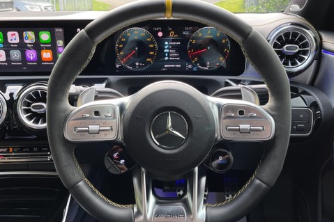 Mercedes-Benz A Class AMG A 45 S 4MATICPLUS PLUS - ONE OWNER -FULL MERCEDES SERVICE HISTORY 70