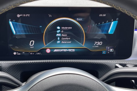 Mercedes-Benz A Class AMG A 45 S 4MATICPLUS PLUS - ONE OWNER -FULL MERCEDES SERVICE HISTORY 82