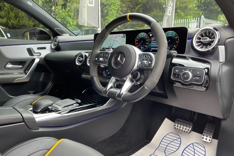 Mercedes-Benz A Class AMG A 45 S 4MATICPLUS PLUS - ONE OWNER -FULL MERCEDES SERVICE HISTORY 91