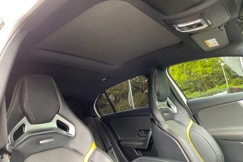 Mercedes-Benz A Class AMG A 45 S 4MATICPLUS PLUS - ONE OWNER -FULL MERCEDES SERVICE HISTORY 93