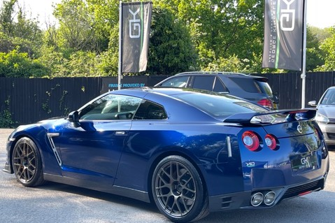 Nissan GT-R V6- LOW MILEAGE - FULL GTR SPECIALIST SERVICE HISTORY 2