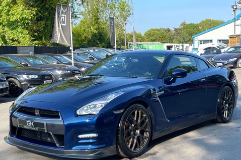 Nissan GT-R V6- LOW MILEAGE - FULL GTR SPECIALIST SERVICE HISTORY 8