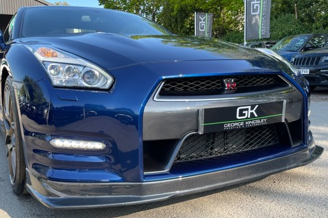 Nissan GT-R V6- LOW MILEAGE - FULL GTR SPECIALIST SERVICE HISTORY 13