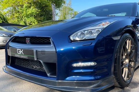 Nissan GT-R V6- LOW MILEAGE - FULL GTR SPECIALIST SERVICE HISTORY 14